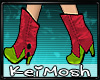 Kei|Watermellon Boots