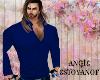 [AE] Shirt Lazer Blue