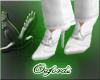 ~D~ Oxfords (white)