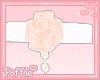P| Idol Choker Peach