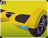 Hoverboard Mini Yellow
