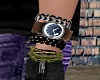 Guy's Bands-Beads Watch