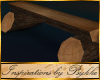 I~Bayou Log Bench