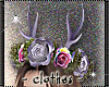 clothes - Rose Crown