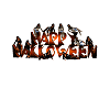 halloween 11group pose
