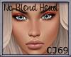 CJ69 Welles NoBlend Head