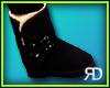 Linett Black Boots