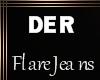 PdT DER Flare Jeans M
