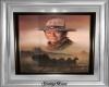 John Wayne Framed Pic
