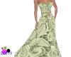 Venician lace gown