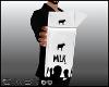 D- Milk Carton