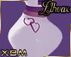 L⭐ VDay White XBM