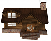 Log Cabin ad on 5