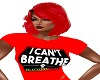 CAN'T BREATHE TEE (F)