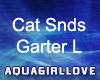AGL - Cat Snds Garter L