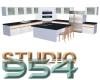 S954 Modern Kitchen 1