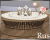 Rus: BOHO Coffee Table