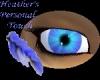 ~h~F carribean blue eyes