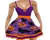 Pumpkins and Cats Dress