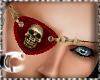 CcC Eyepatches skull gol