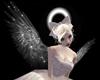 angel illuminated wings