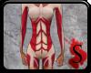 Female Titan Bodysuit