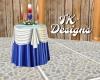 TK-Blue Unity Table