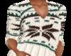 spring sweater green