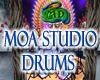 MOA Studio Drums