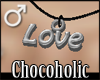 [C] Necklace Love