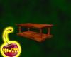 Burl Oak Coffee Table 2