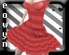 *E* 2009 pink love dress
