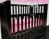Twins Nursery Crib Girl