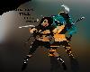 Ninja Girls Kili/Baka