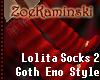 First Lolita Socks 2