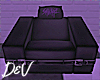 !D Black Chair