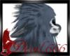 666Custom Blue Bull Hair