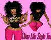 Diva Life Style Tee