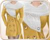 !NC Wool Trench Mustard