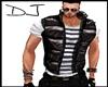 [DJ] Muscle Open Tank