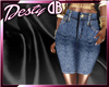 Desty Denim Skirt