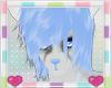 Blue Mist Furry Hair 2
