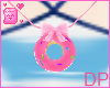 [DP] Donut Necklace