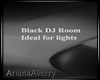 Black Dj Room