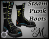MM~ Steampunk Boots Male