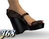 J68 Vixen Black Lace