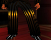 B.F Black/Gold Suit Pant