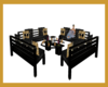 Elegant Bow Bench