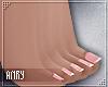 [Anry] Rayne Bare Foot