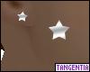 Star Stud Silver Earring